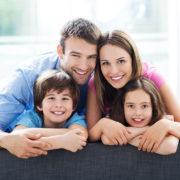 smiling-family