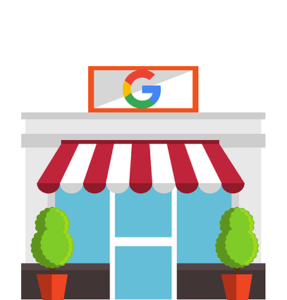 Google My Business Store Front